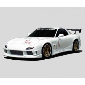 CHARGESPEED BODY KIT MAZDA RX7