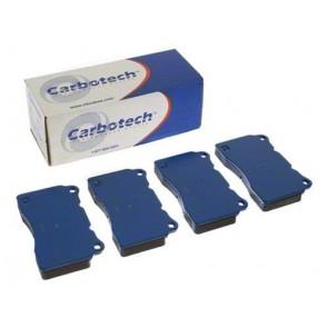Carbontech Brakepad Subaru sti 02/15