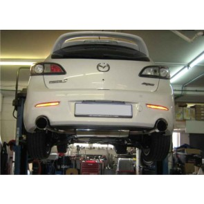 MAXSPEED EXHAUST MAZDA MPS 3 2010