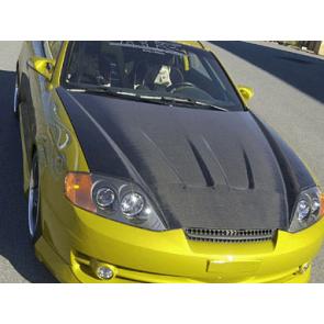 Carbon Hood Motorhauben