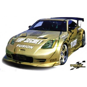TOP SECRET WIDE BODY KIT 350Z