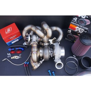 LANCER EVO 4G63 Garrett GTX Turbokit Evo 4/9