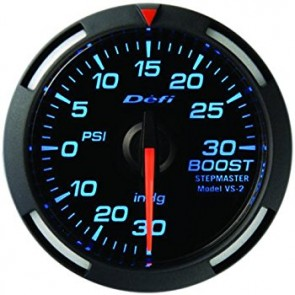 Defi Gauge Blue Race Red Race