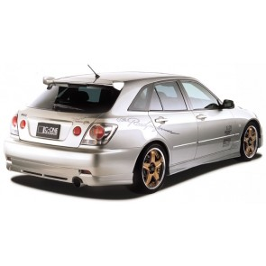 Heckschurze lexus is sportcross
