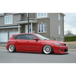 Window Visor Mazdaspeed MPS3 BK/BL 08/12