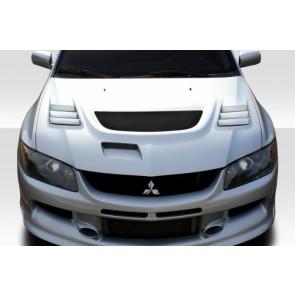Motorhaube Mitsubishi Lancer Evo