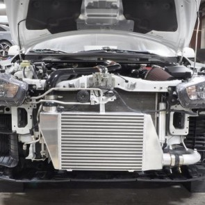 Competition Front Intercooler Lancer Evo X