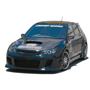 CHARGESPEED FRONTBUMPER STI 2008