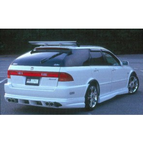 REAR BUMPER ACCORD WAGON