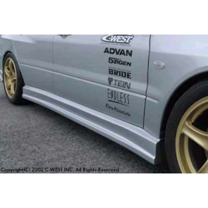 SIDE SKIRT MITSUBISHI EVO