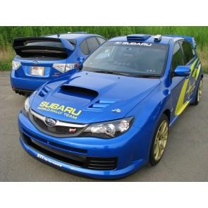 WRC HOOD SCOOP SUBARU STI 2008
