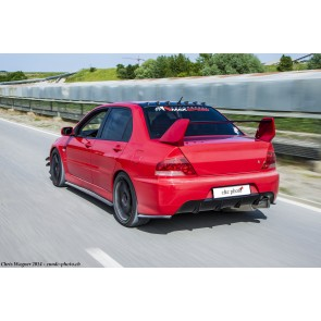 Maxspeed Cat-Back R1 Lancer Evo 7/8/9