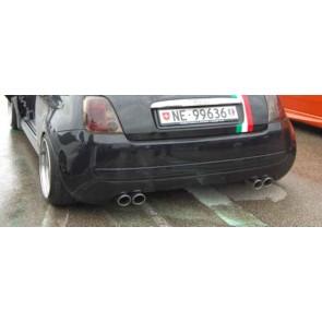 FIAT 500 MAXSPEED R1