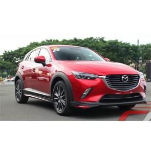 Full Botton Line Mazda CX3