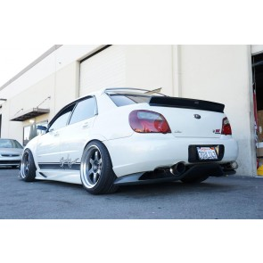 Ducktail Subaru WRX STI 02/07