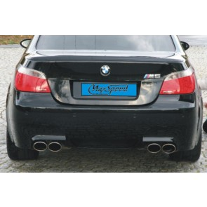 MAXSPEED EXHAUST BMW 5