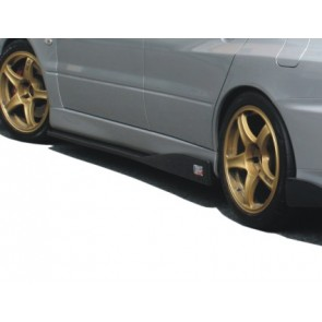 SIDE SKIRT Botton line EVO 9