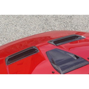 Lateral Hood Scoop