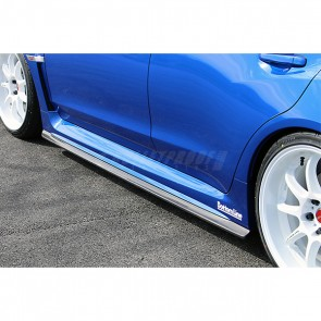 Side Skirt Subaru STI 2015 V1
