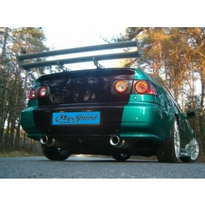 MAXSPEED EXHAUST HONDA CIVIC