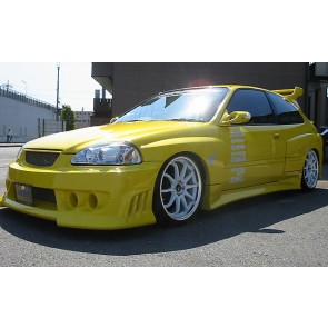 WR BODY KIT CIVIC EK 4