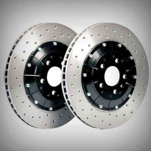 Brake Kit Comp RS Subaru Sti 2001/2015