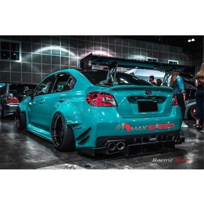 RB Style Extra Wide Fender Flares SR1 STI 2015