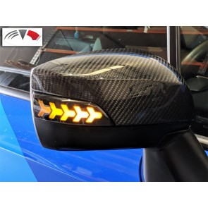 LED Dynamic Blinker Smoke