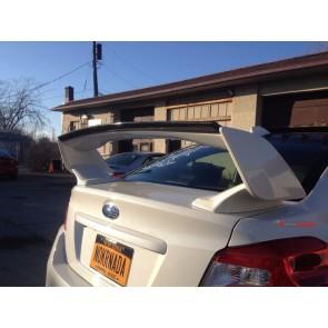 Subaru Spoiler Gurney STI 2015/18