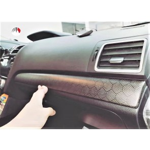 Carbon Kevlar Dash Trim Subaru 2015/18