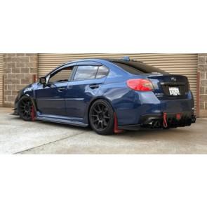 Rear Diffusor Subaru Sti 2015/18