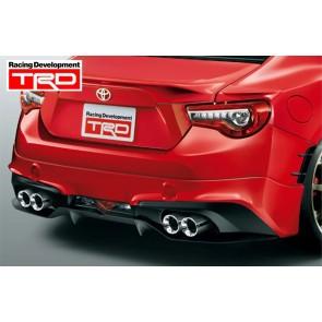 TRD Rear Diffusor Toyota GT86