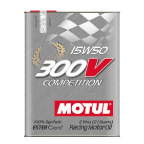 Motul Competition Öl 15W50