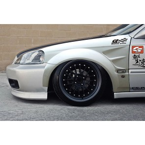 Honda Civic Wide Fender