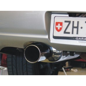 MAXSPEED EXHAUST FORESTER SF