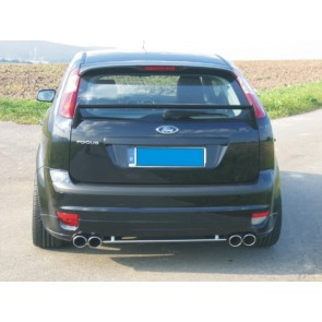 SPORT EXHAUST FOCUS ST