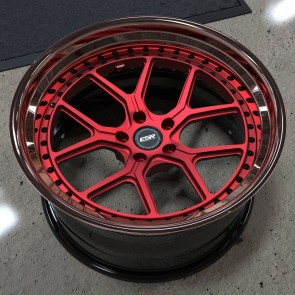 Performance Wheels 3-teilig