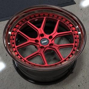 Performance Wheels 3-teilig