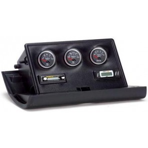Gauge Works Glove Box Pod: Lancer Evo