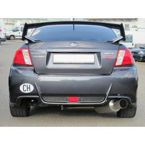 Maxspeed Cat-Back R1 STI 2011+ Sedan GVB