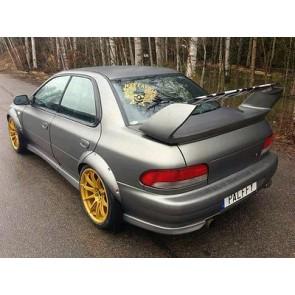 Kotflugelverbraiterungen  Subaru Impreza GT/GF
