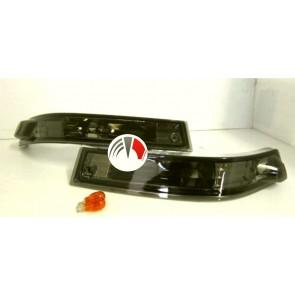 Smoke Front Bumper Bar indicator lights  Nissan S14 200SX S2