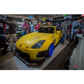 Full Front Diffusor Nissan 350Z