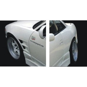 Wide Fender Nissan 200 SX