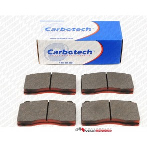 Carbotech XP10 Brake Pads Subaru STI 2001/15