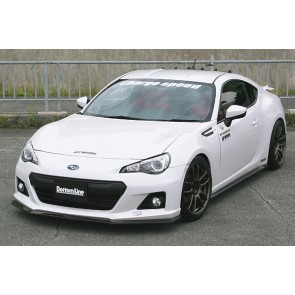 Carbon Frontspoiler Chargespeed Type1 BRZ