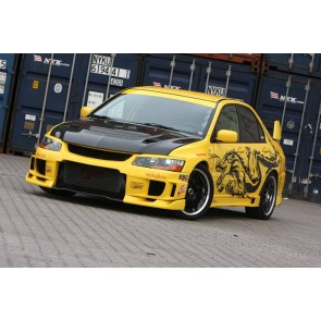 Chargespeed Body Kit Evo IX