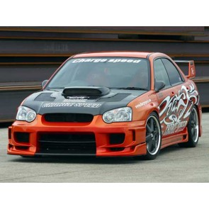 CHARGE SPEED BODY KIT WRX STI KUOKI