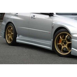 CHARGE-SPEED SIDE SKIRT IMPREZA WRX/STI