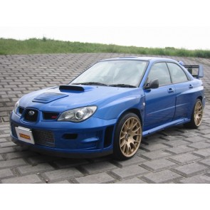 WRC FULL BODY KIT IMPREZA GFK